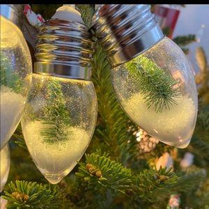 Target Bullseye Christmas tree lights 2 packs